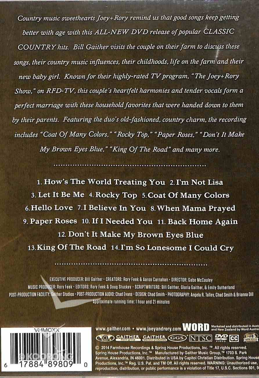 Country Classic: A Tapestry of Our Musical Heritage CD