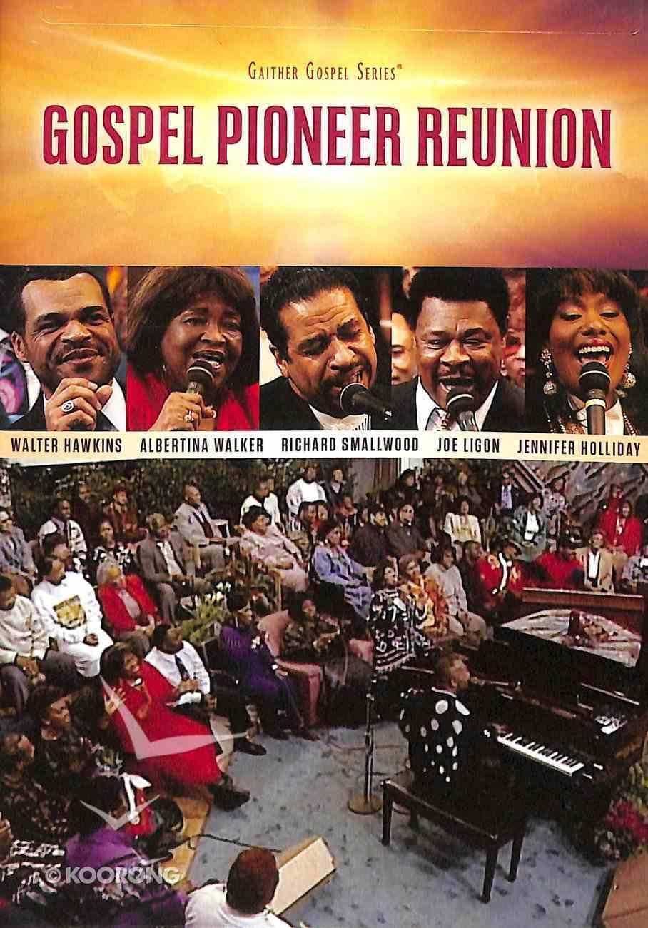 Gospel Pioneer Reunion (Gaither Gospel Series) DVD