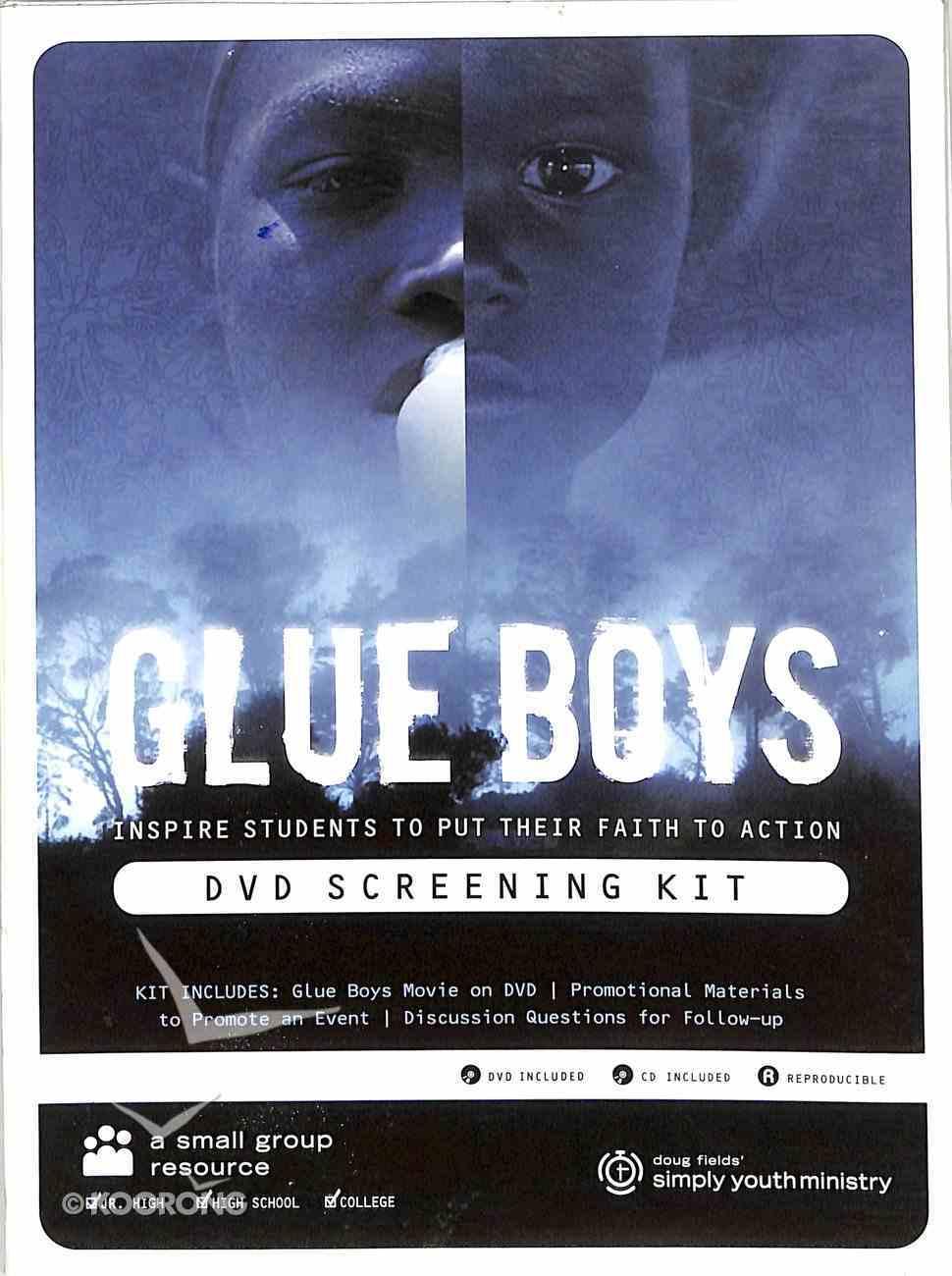 Glue Boys Screening Kit DVD