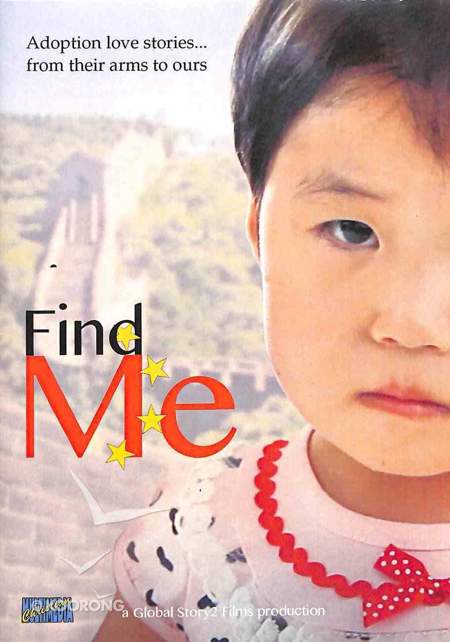 Find Me DVD