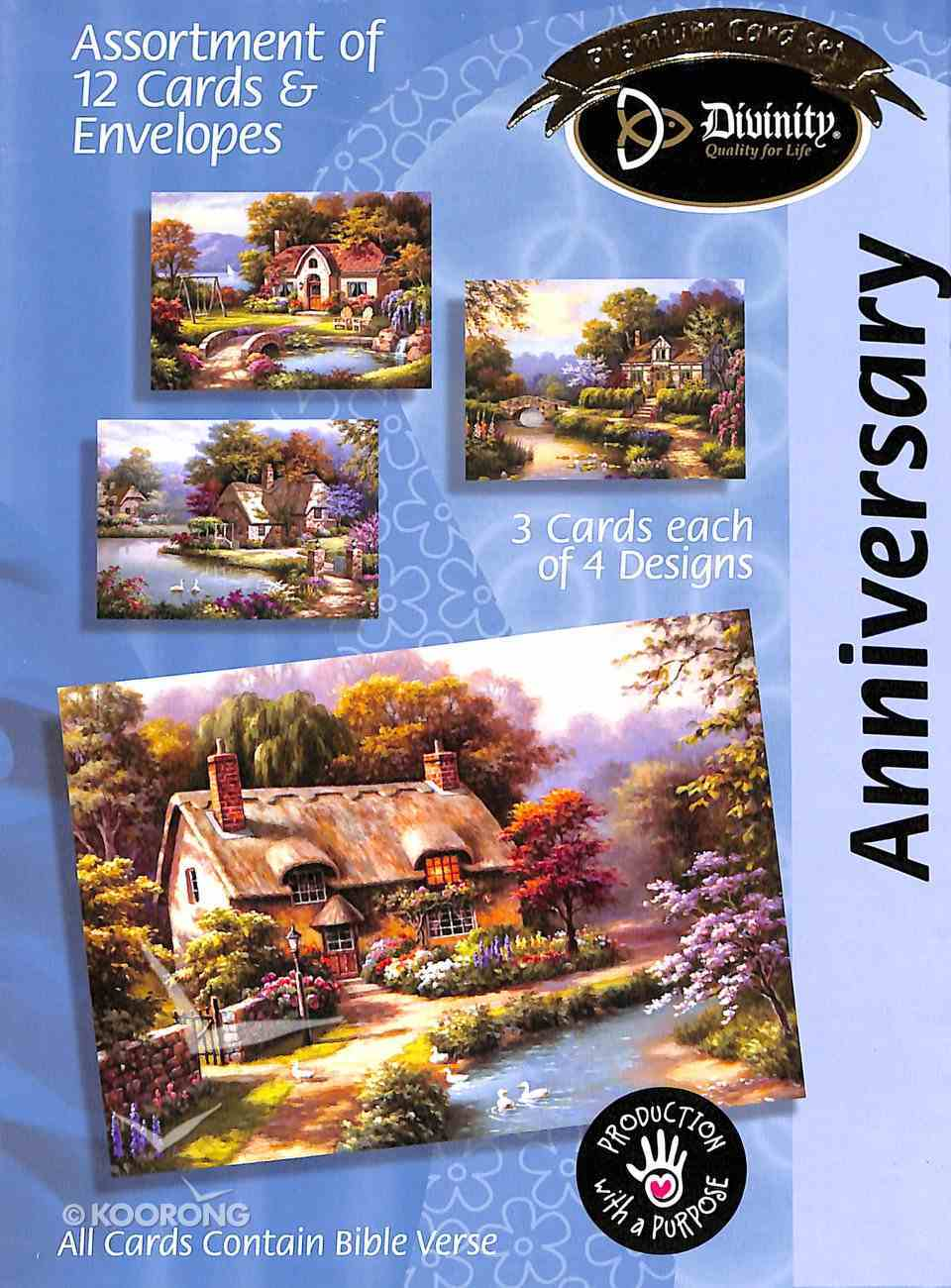 Boxed Cards Anniversary Box