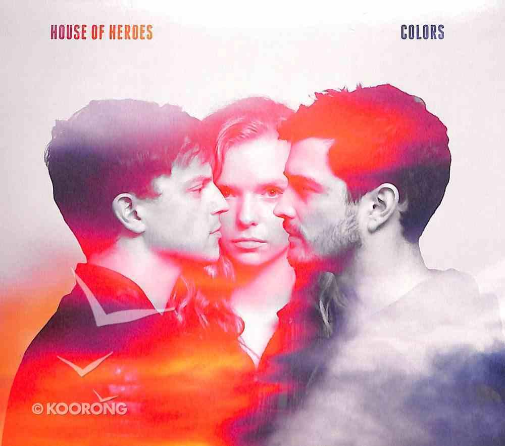 Colours CD