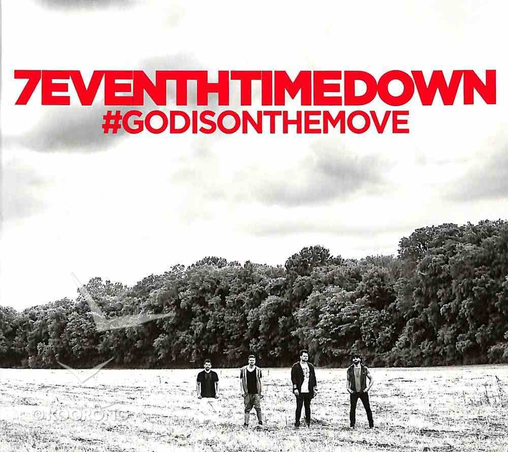 God is on the Move CD