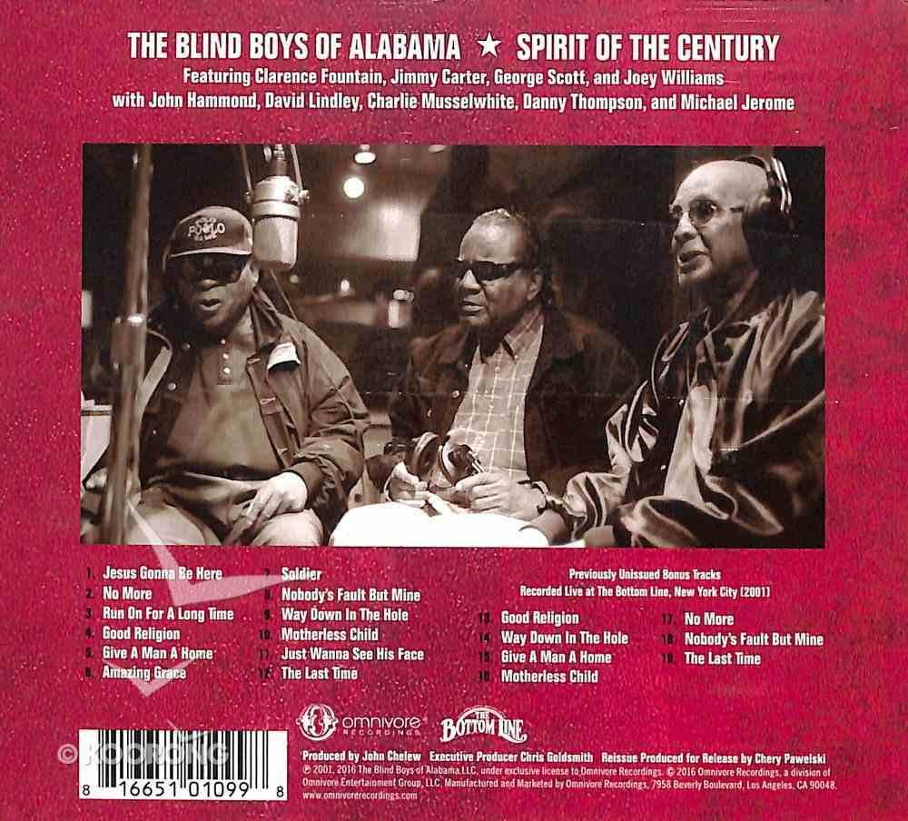 Spirit of the Century CD