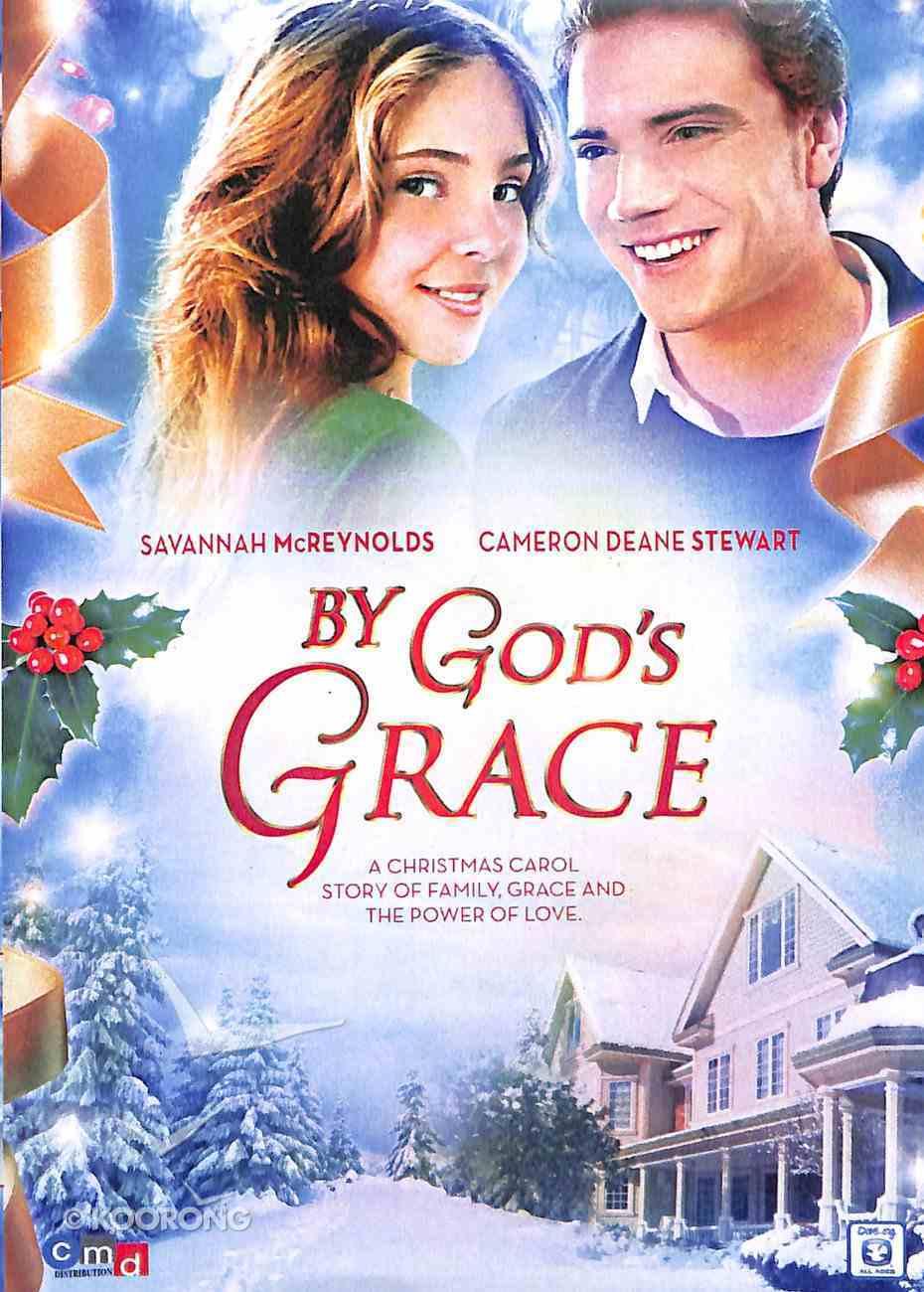 By God's Grace DVD