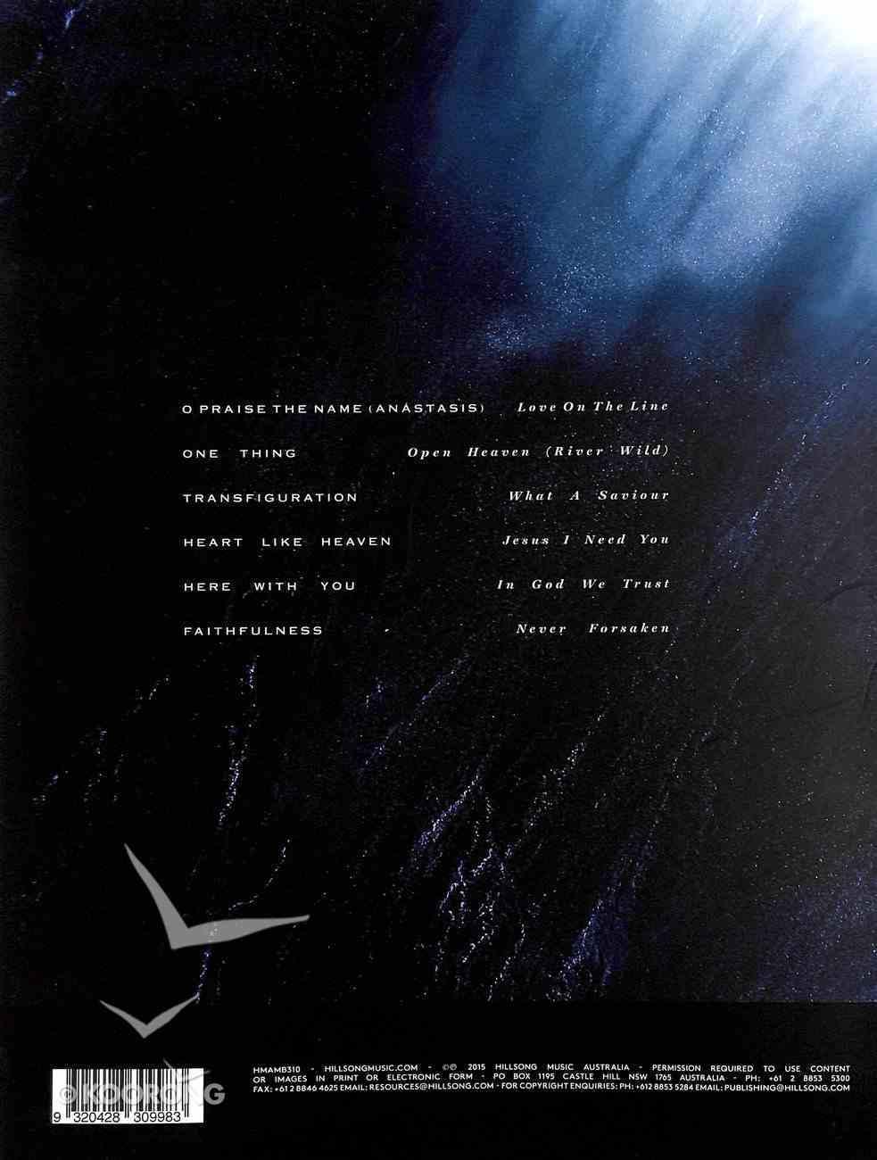 2015 Open Heaven/River Wild (Music Book) Spiral