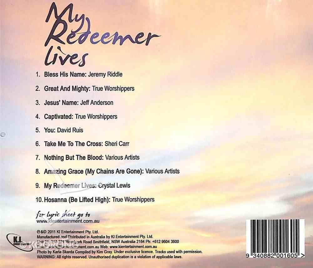 Lifesongs #01: My Redeemer Lives CD
