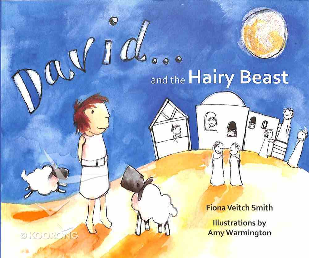 David and the Hairy Beast (#01 in Young David Series) Paperback