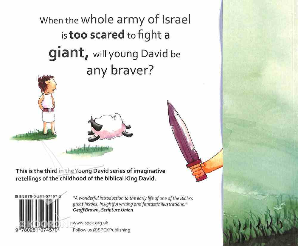 David and the Giant (#03 in Young David Series) Paperback
