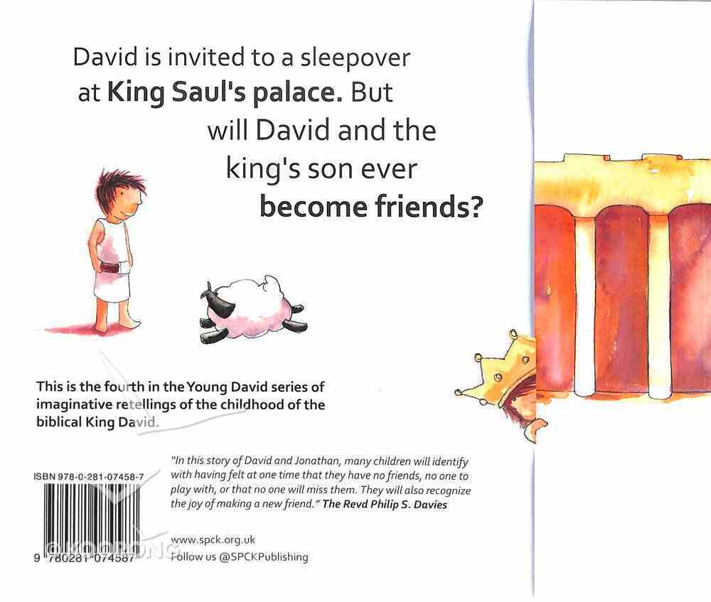 David and the Lonely Prince (#4 in Young David Series) Paperback