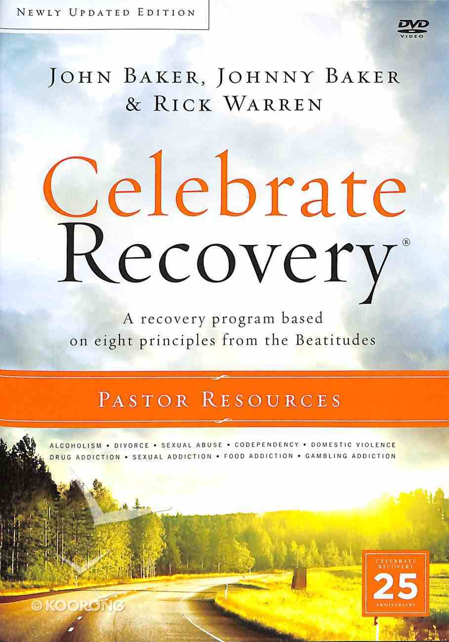 Celebrate Recovery (Pastor Resources DVD) (Celebrate Recovery Series) DVD