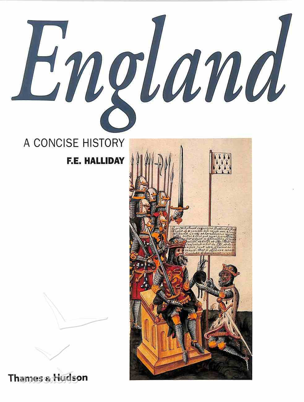 England: A Concise History Paperback