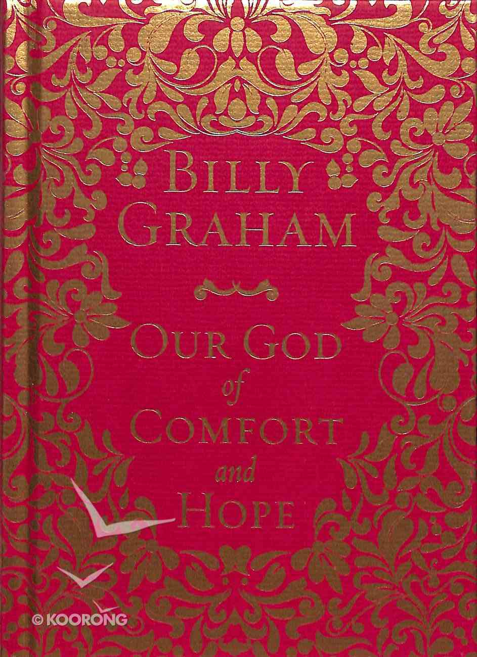 Our God of Comfort and Hope Hardback
