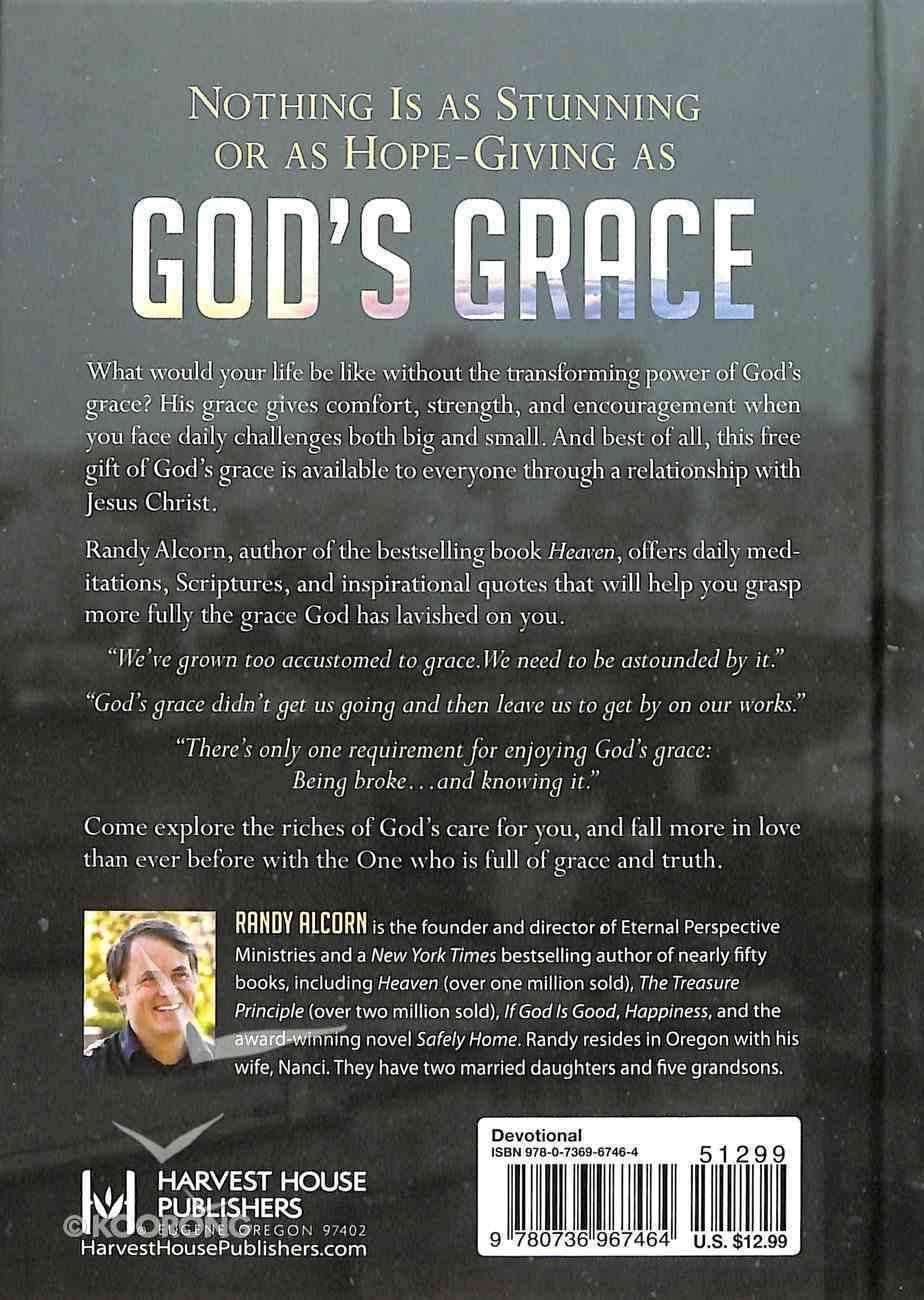 Grace: A Bigger View of God's Love Hardback