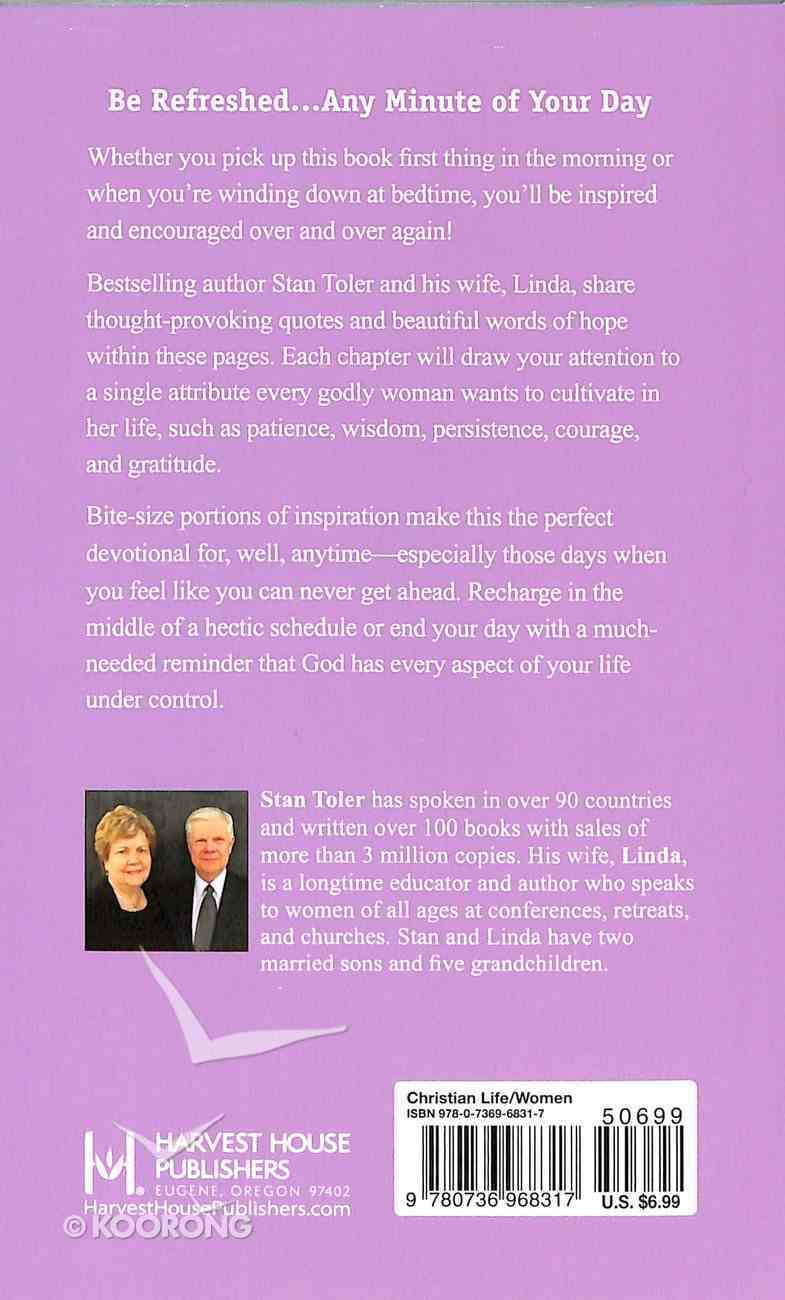 Minute Motivators For Women: Quick Inspiration For the Time of Your Life Paperback