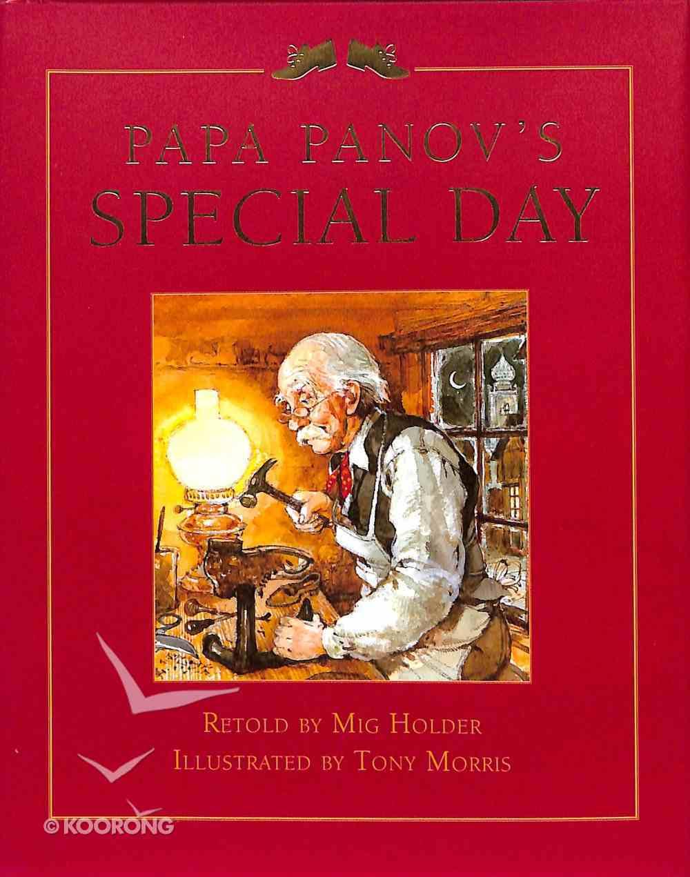 Papa Panov's Special Day Hardback