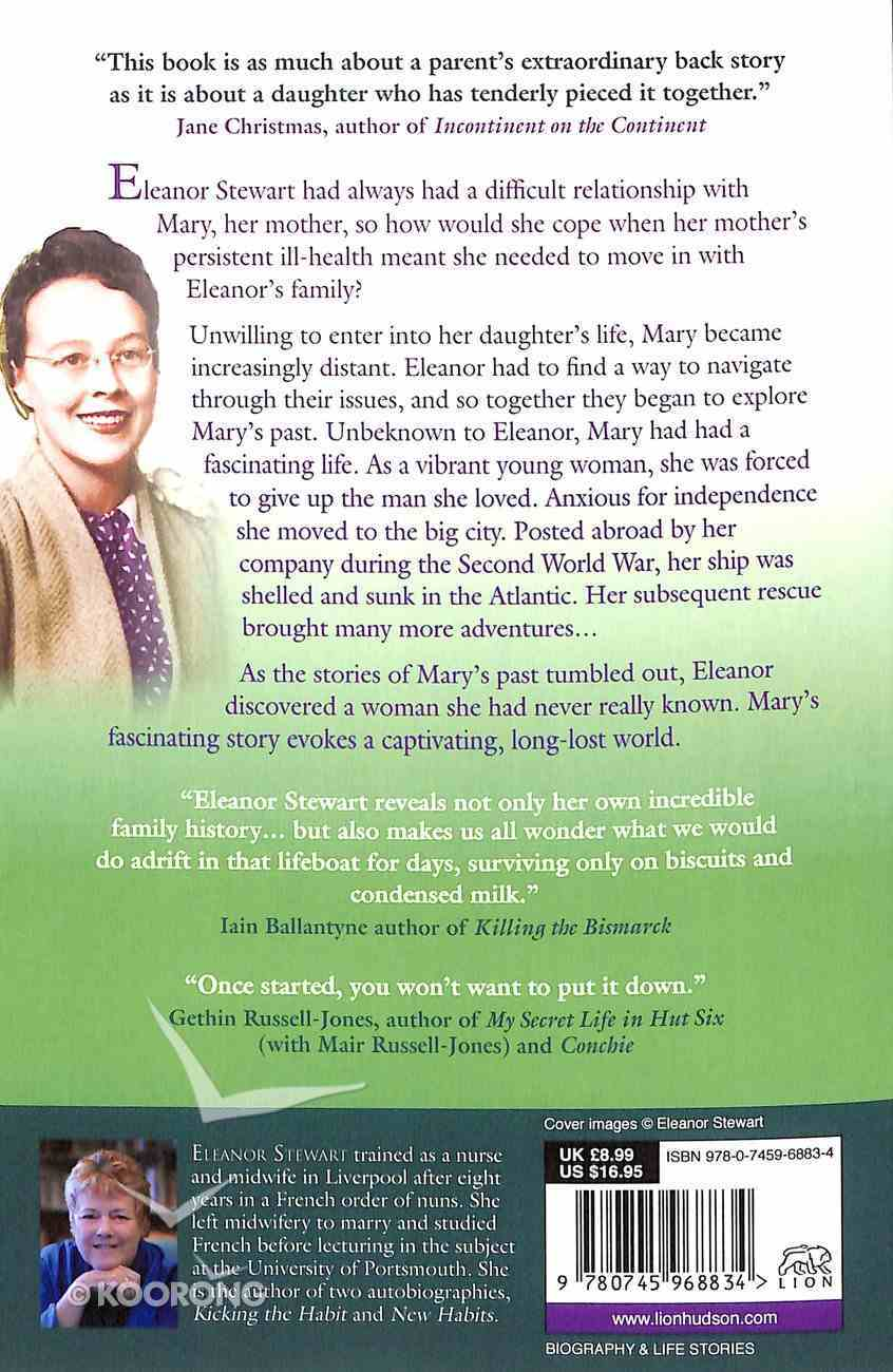 A Voyage Round My Mother Paperback