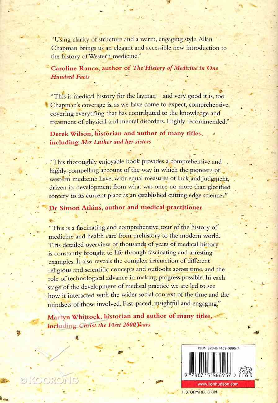 Physicians, Plagues and Progress: The History of Western Medicine From Antiquity to Antibiotics Hardback
