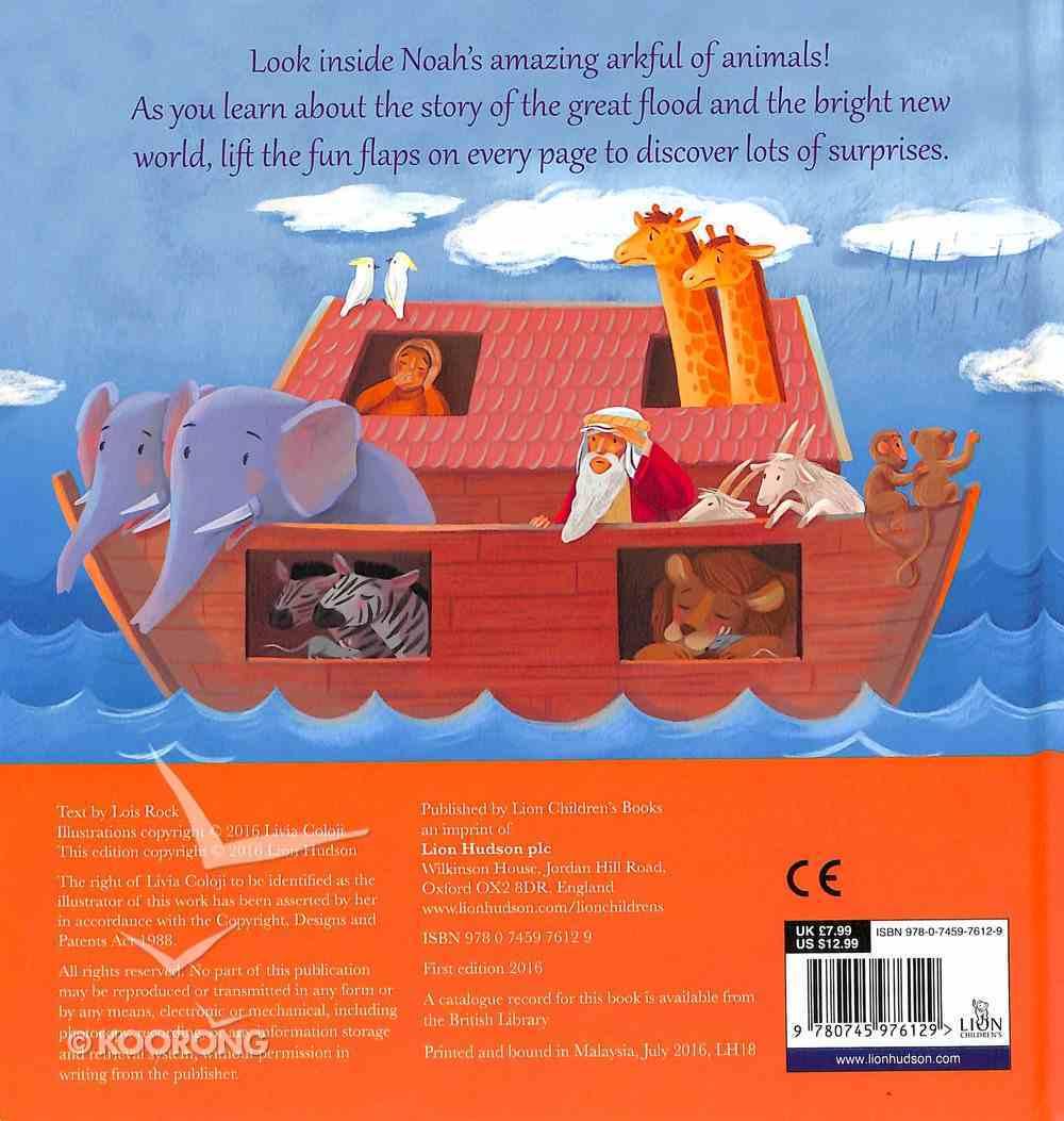Look Inside: Noah's Ark Board Book