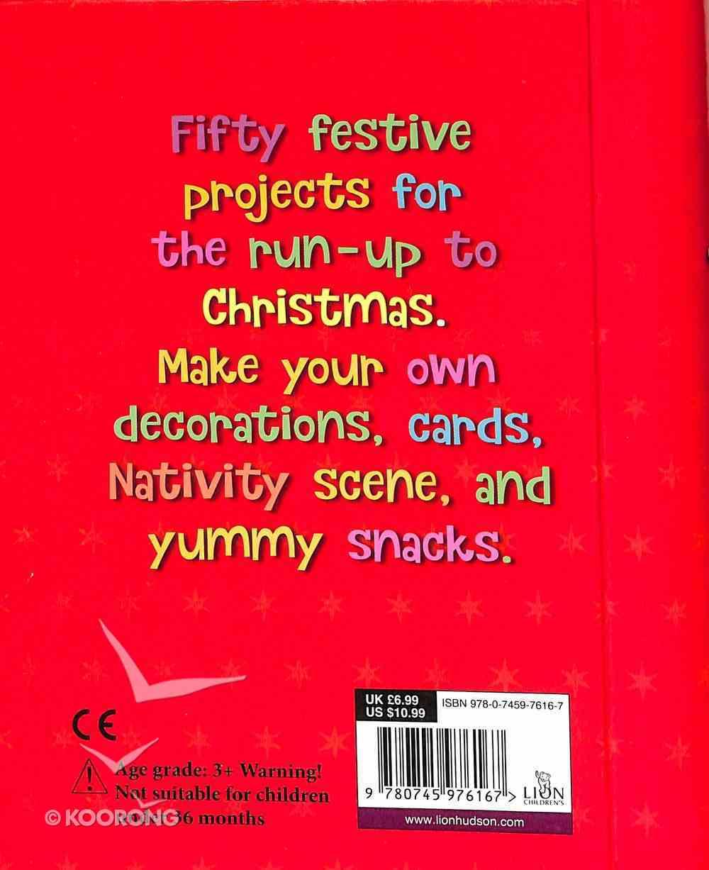 Christmas! Fun Things to Make and Do Spiral
