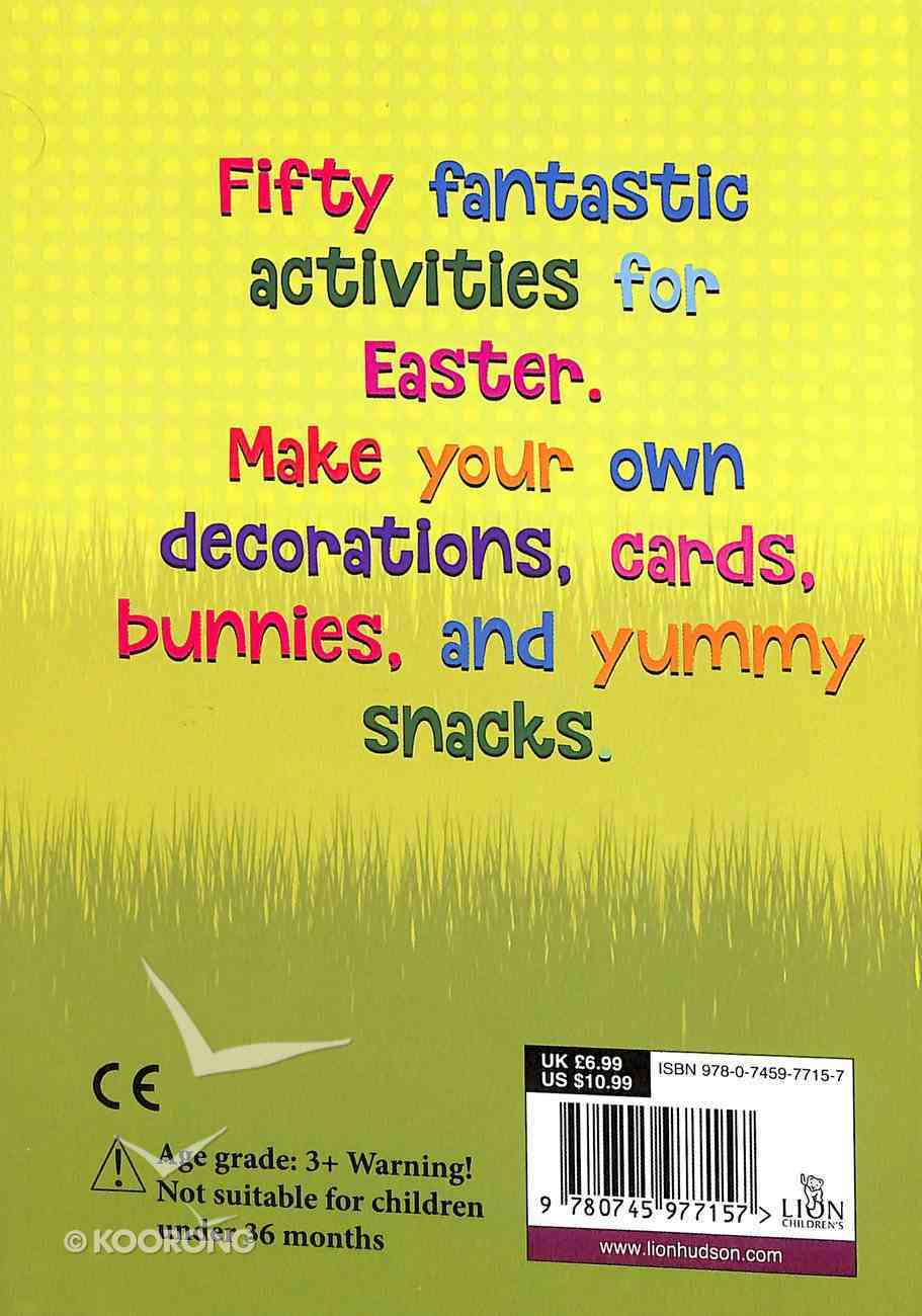 Easter! Fun Things to Make and Do Spiral