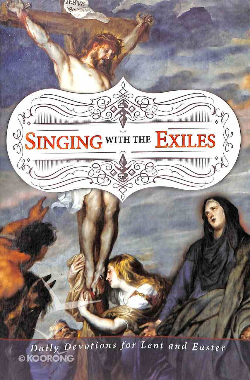 Singing With the Exiles Booklet