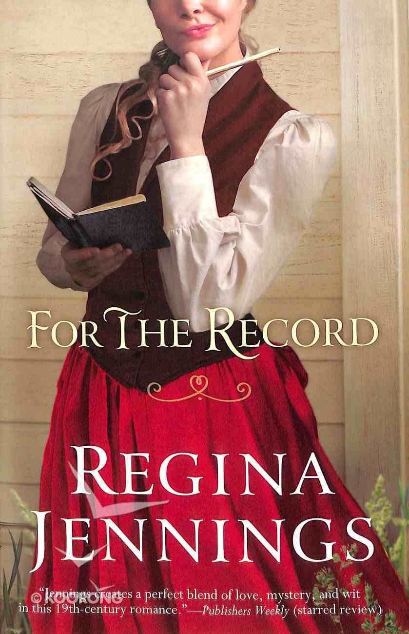 For the Record Paperback