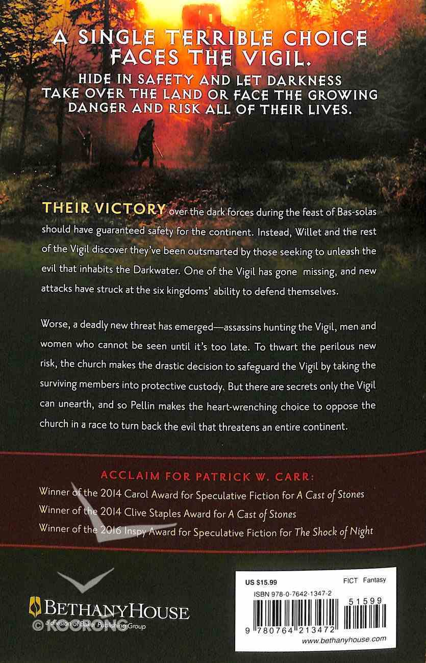 The Shattered Vigil (#02 in Darkwater Saga Series) Paperback