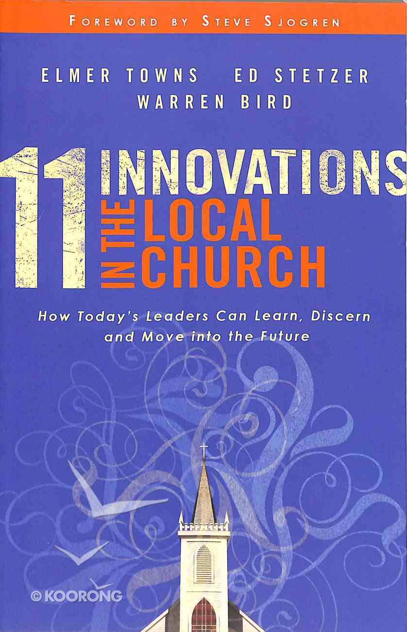 11 Innovations in the Local Church Paperback