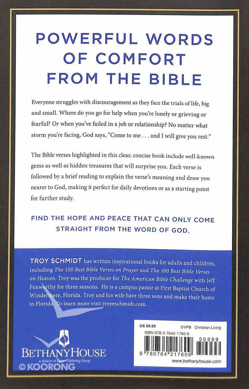 The 100 Most Encouraging Verses of the Bible Paperback