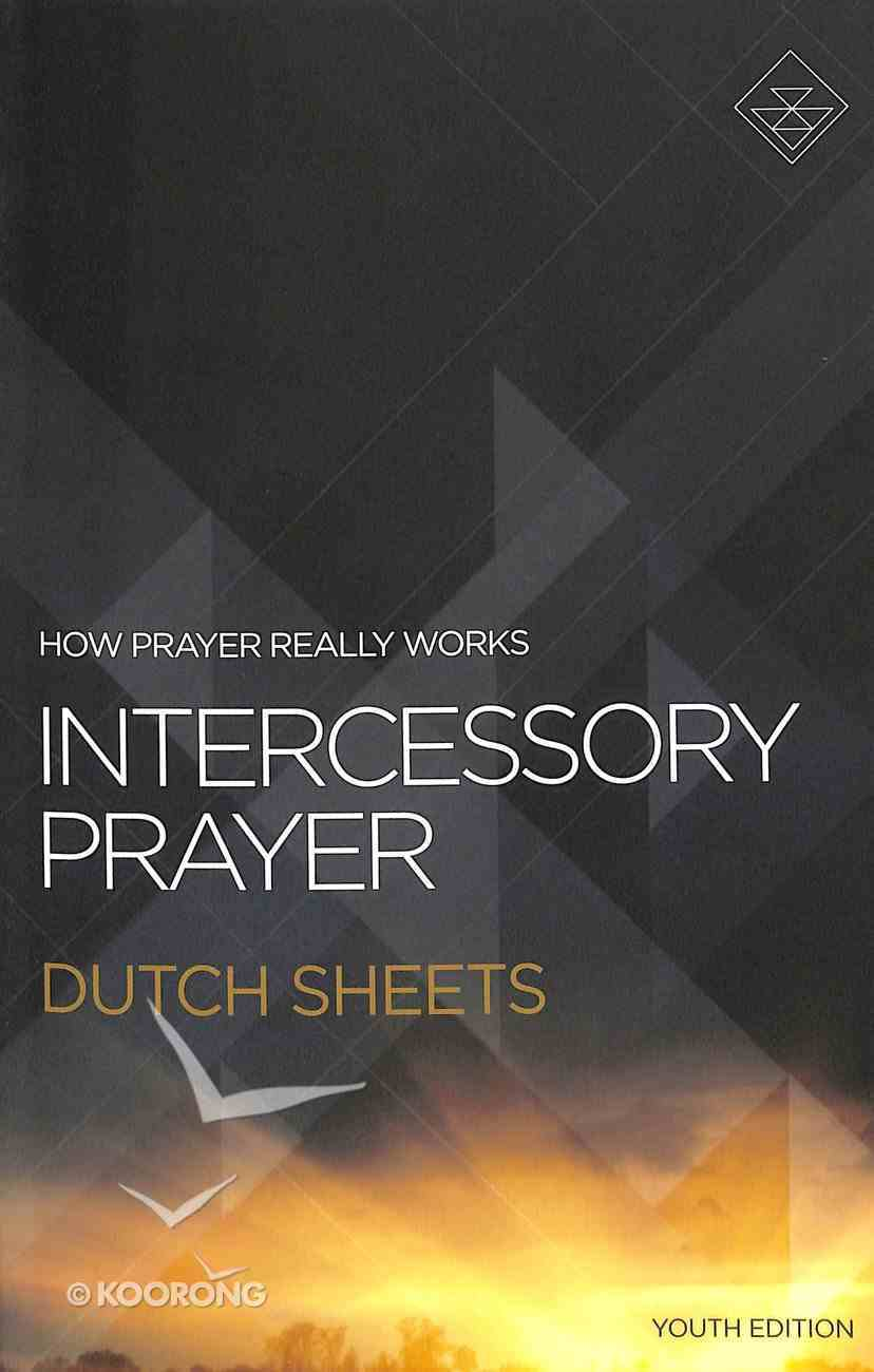Intercessory Prayer (Youth Edition) Paperback