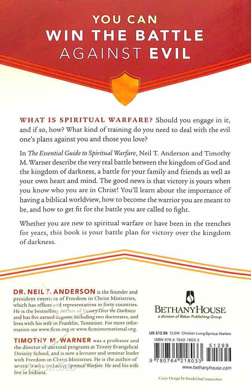 The Essential Guide to Spiritual Warfare Paperback