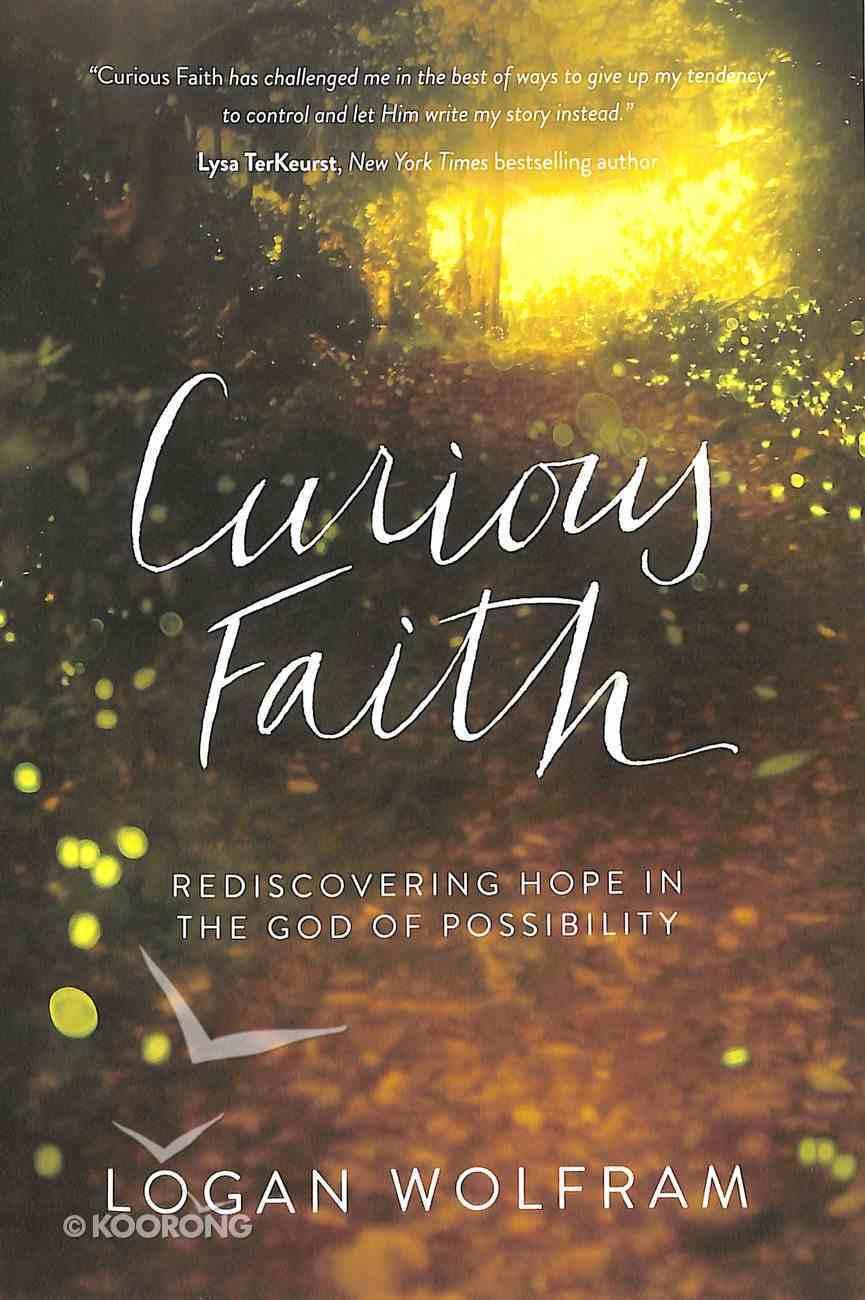 Curious Faith Paperback