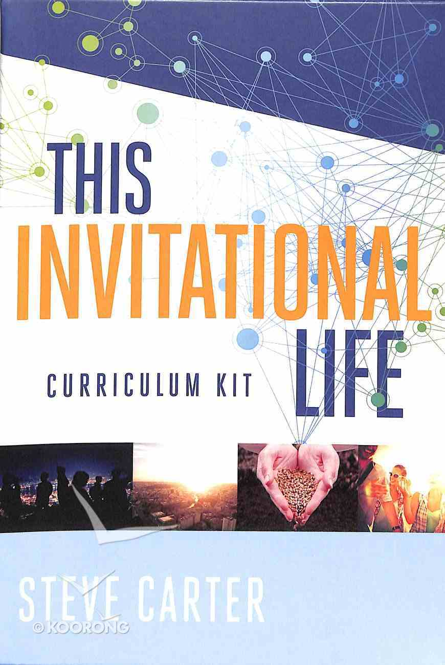 This Invitational Life Curriculum Kit (Pack) Pack
