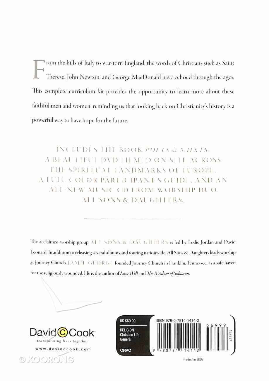 Poets and Saints Curriculum Kit Pack