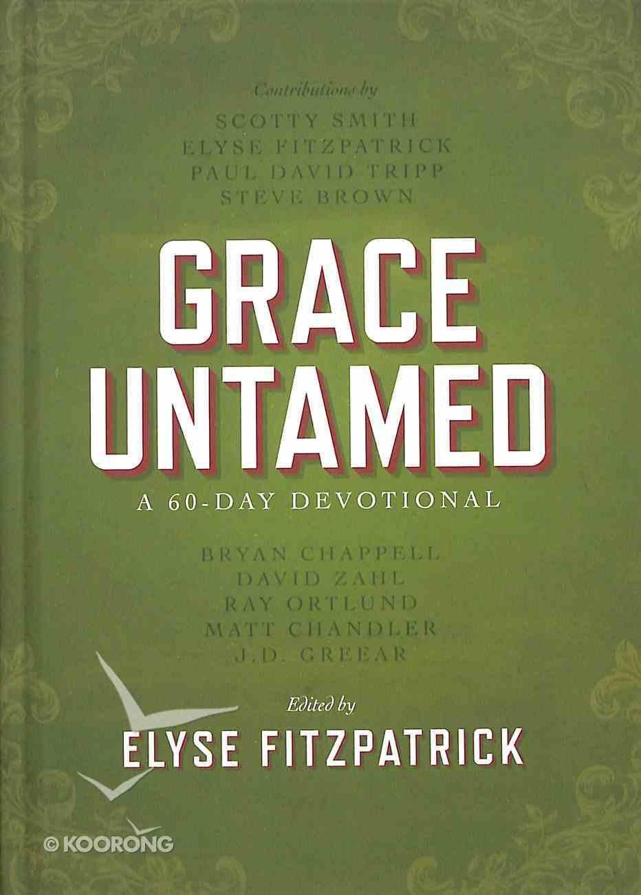Grace Untamed Hardback