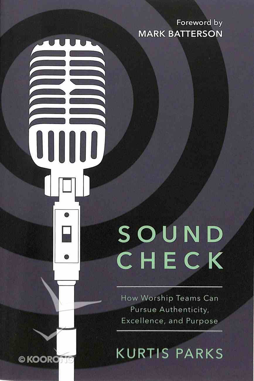 Sound Check Paperback