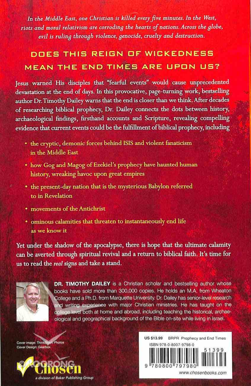 Apocalypse Rising Paperback