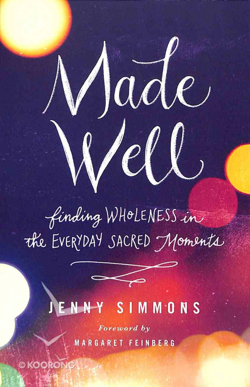Made Well Paperback