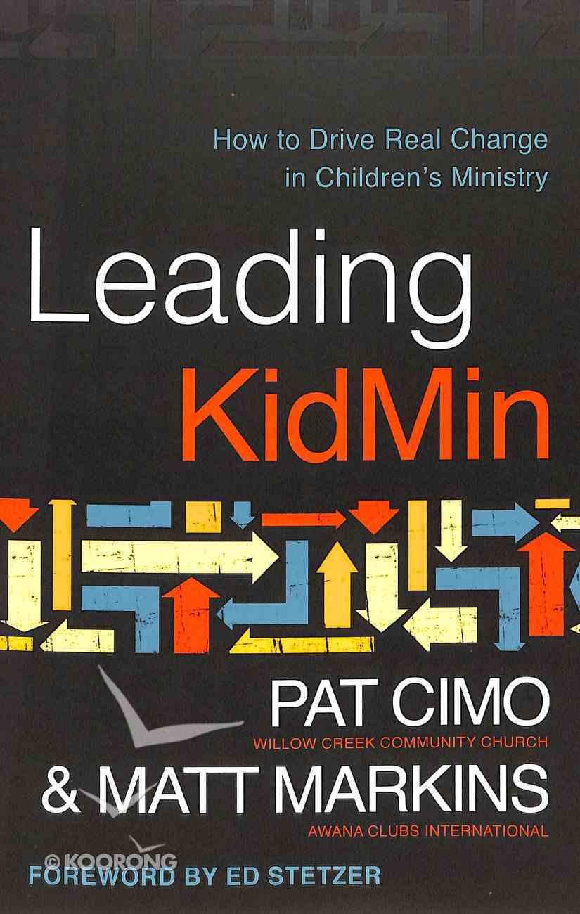 Leading Kidmin Paperback