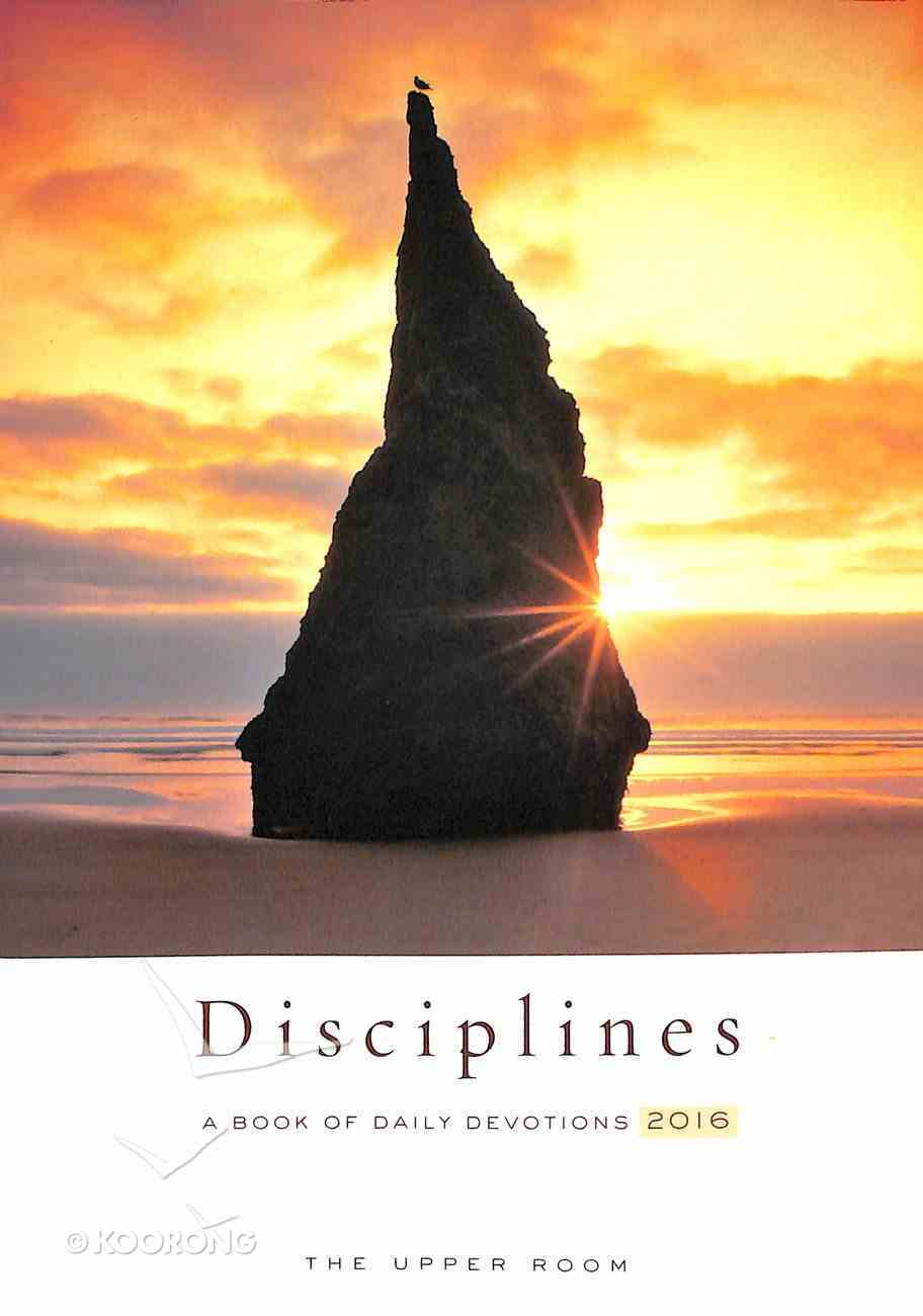 The Upper Room Disciplines 2016 Paperback