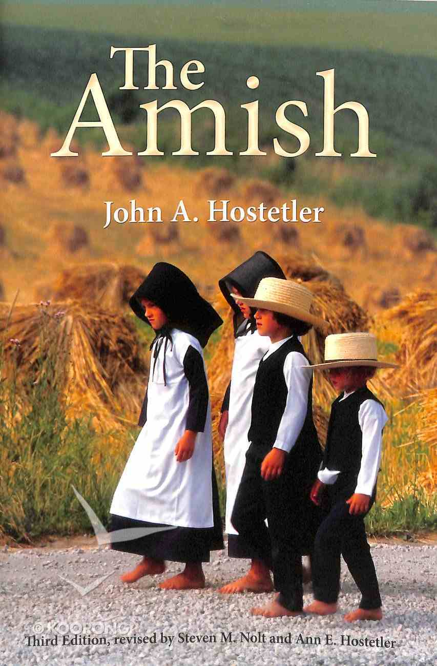 The Amish (3rd Edition) Paperback