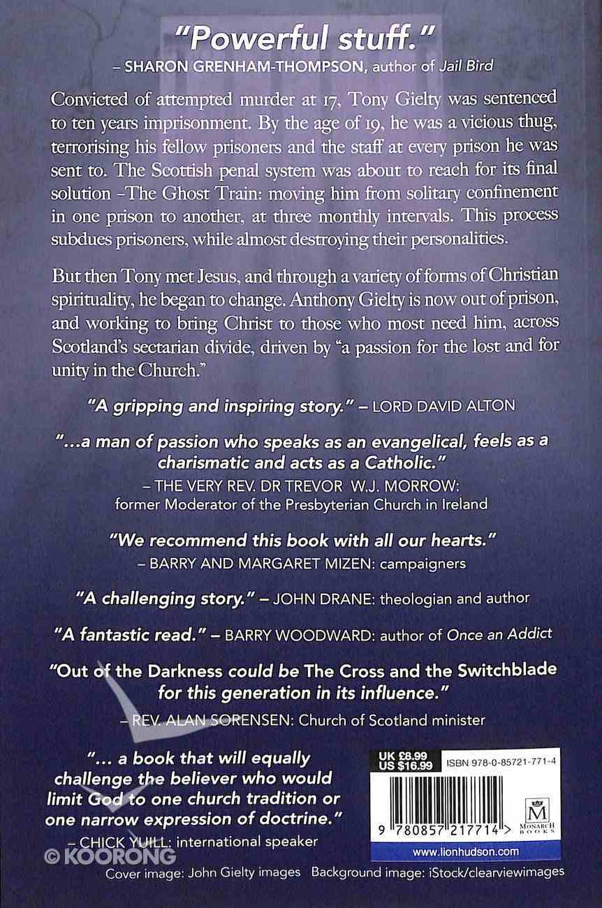 Out of the Darkness Paperback
