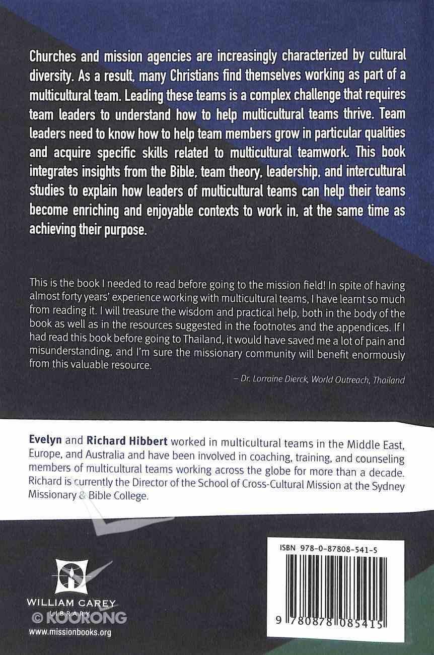 Leading Multicultural Teams Paperback