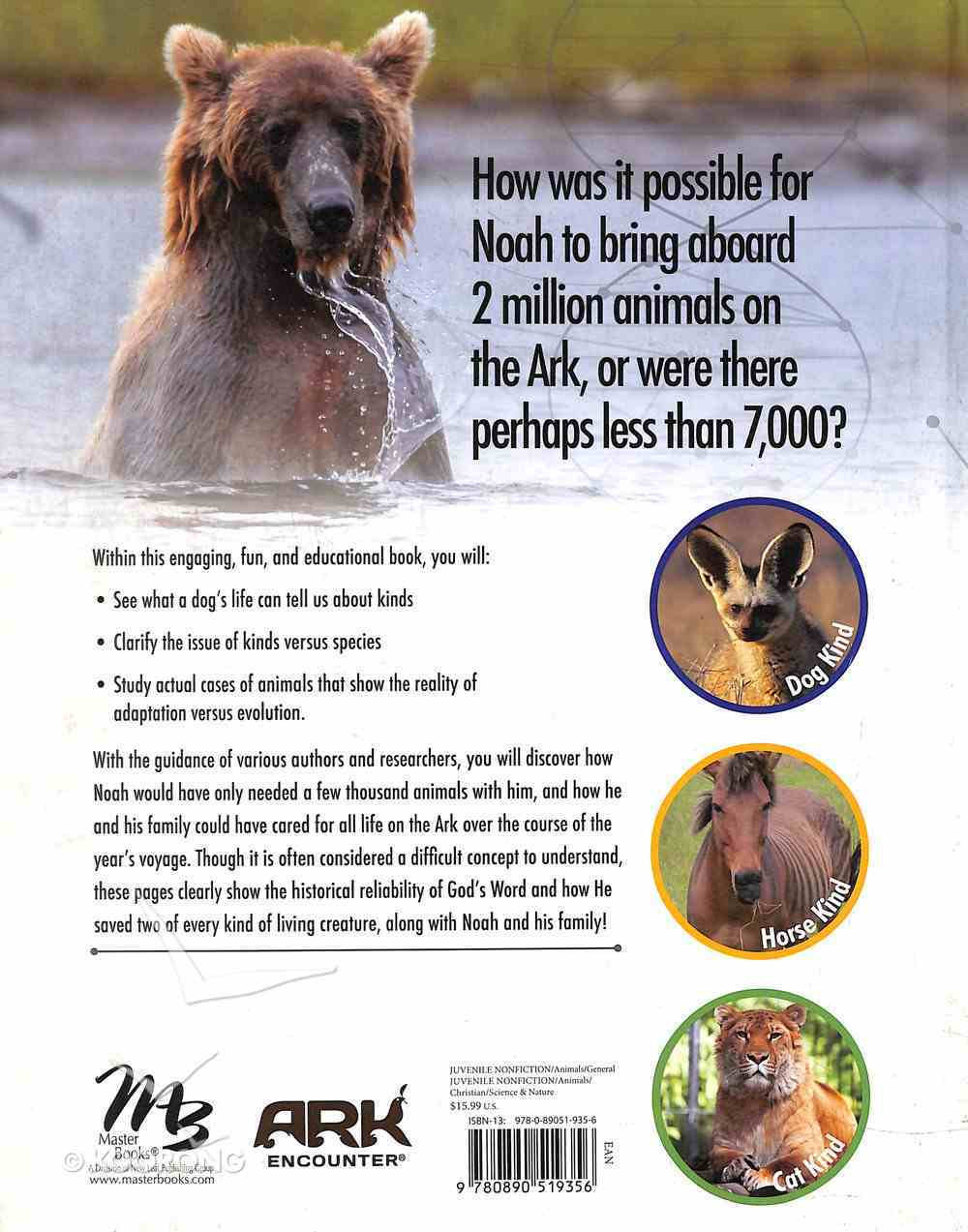 How Many Animals Were on the Ark Hardback
