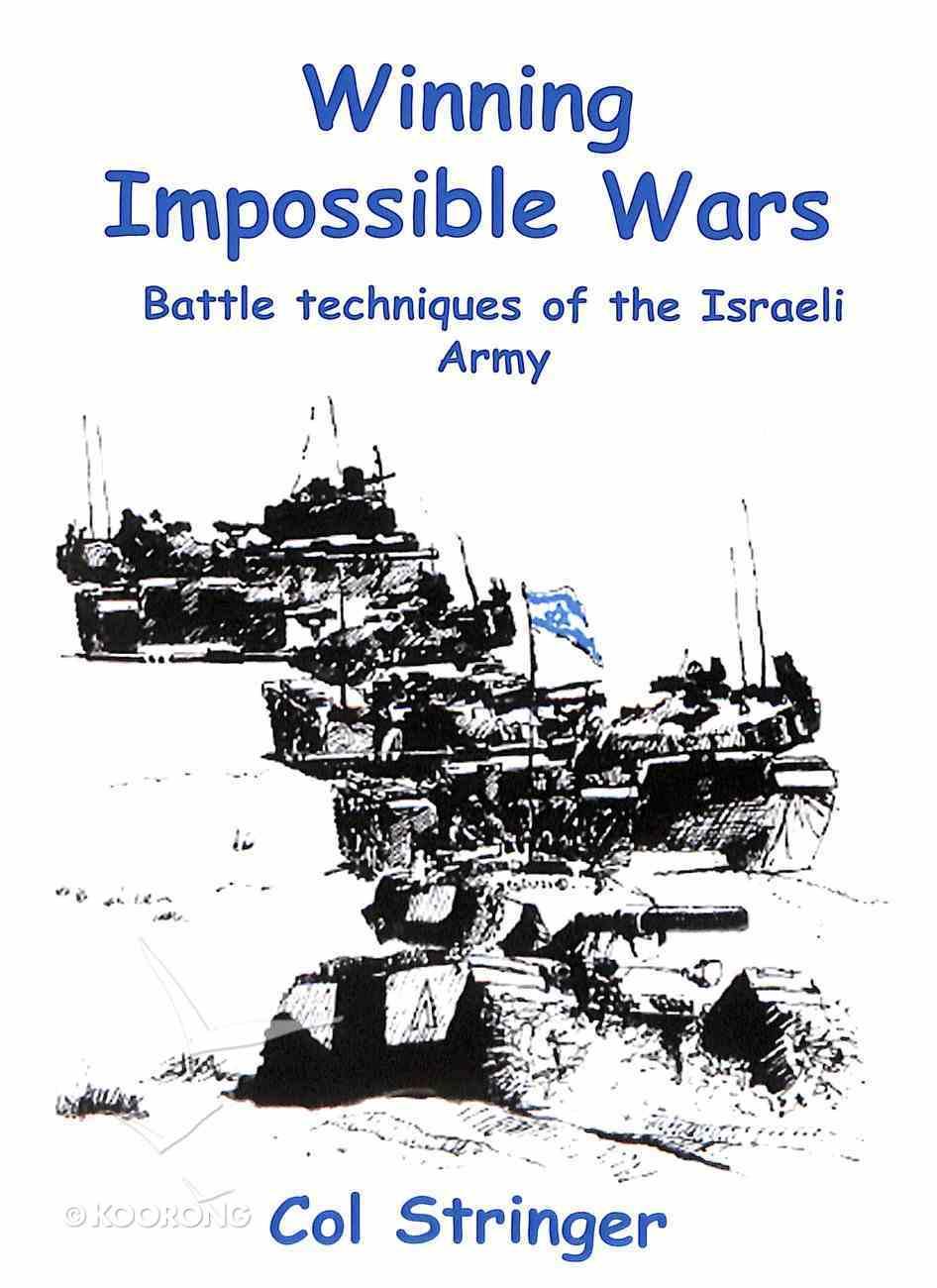 Winning Impossible Wars Paperback
