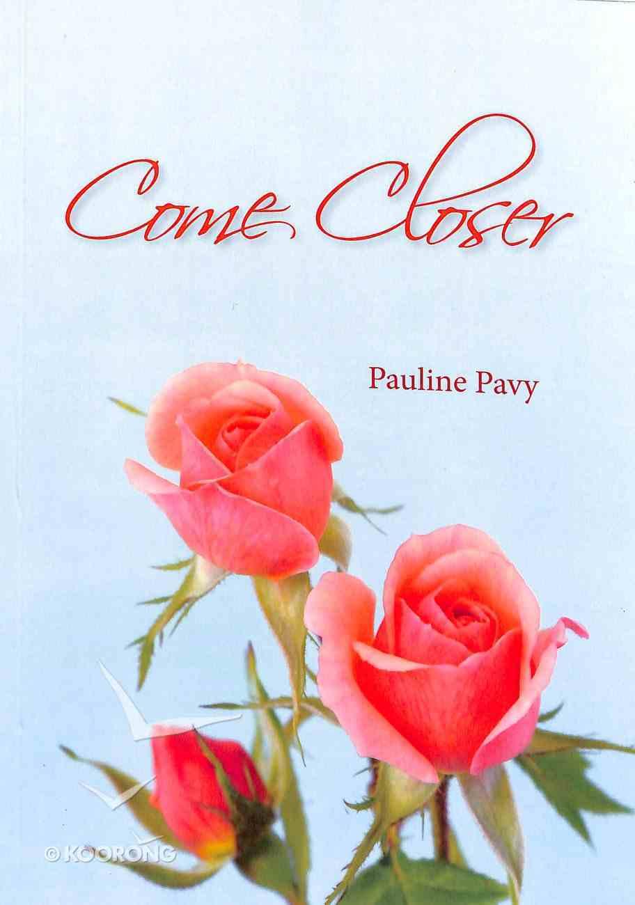 Come Closer Paperback
