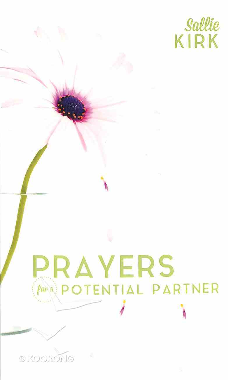 Prayers For a Potential Partner Paperback