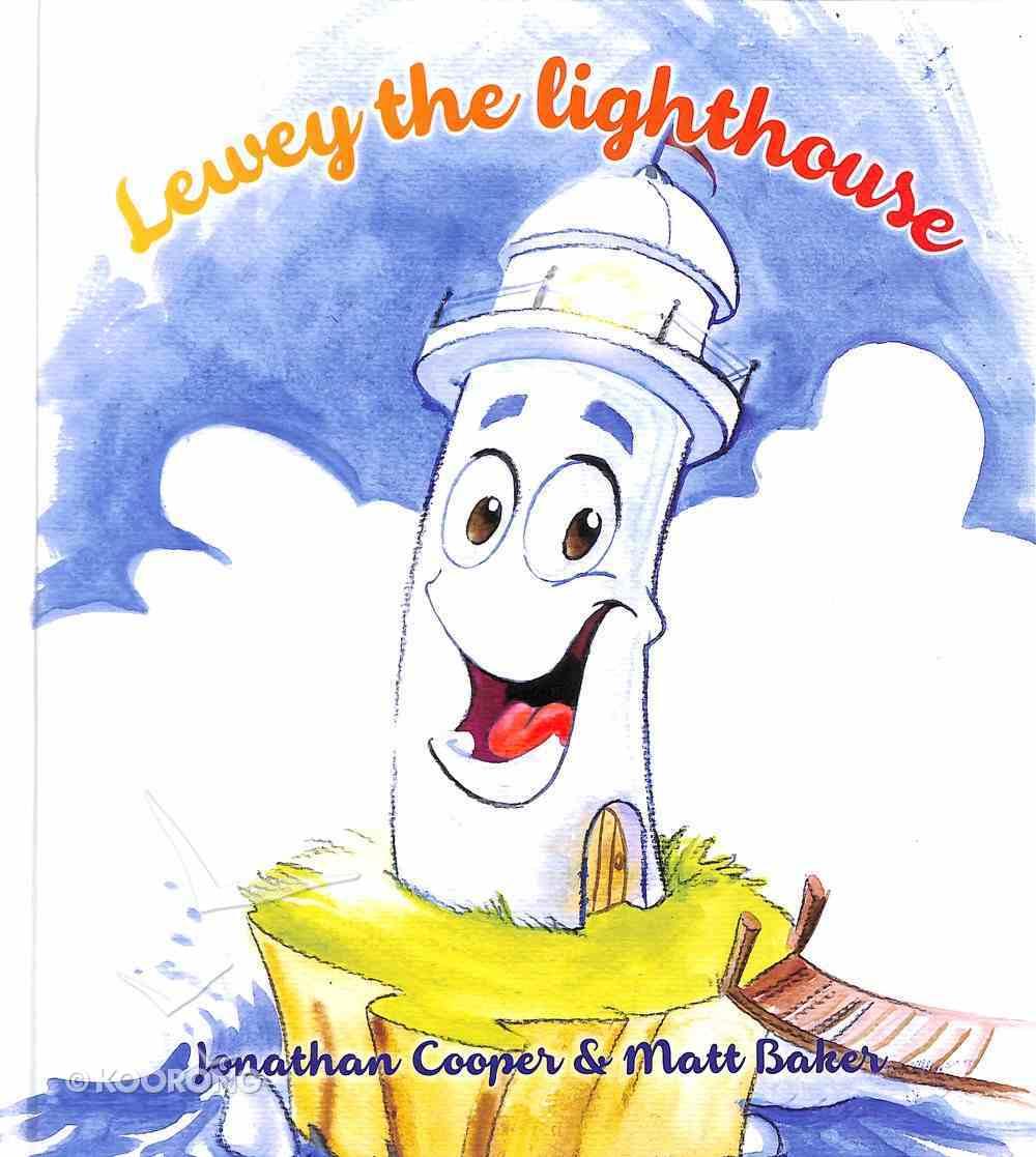 Lewey the Lighthouse Hardback