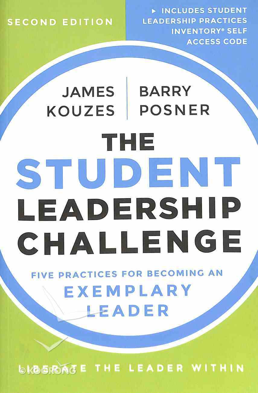 The Student Leadership Challenge (2nd Edition) Paperback